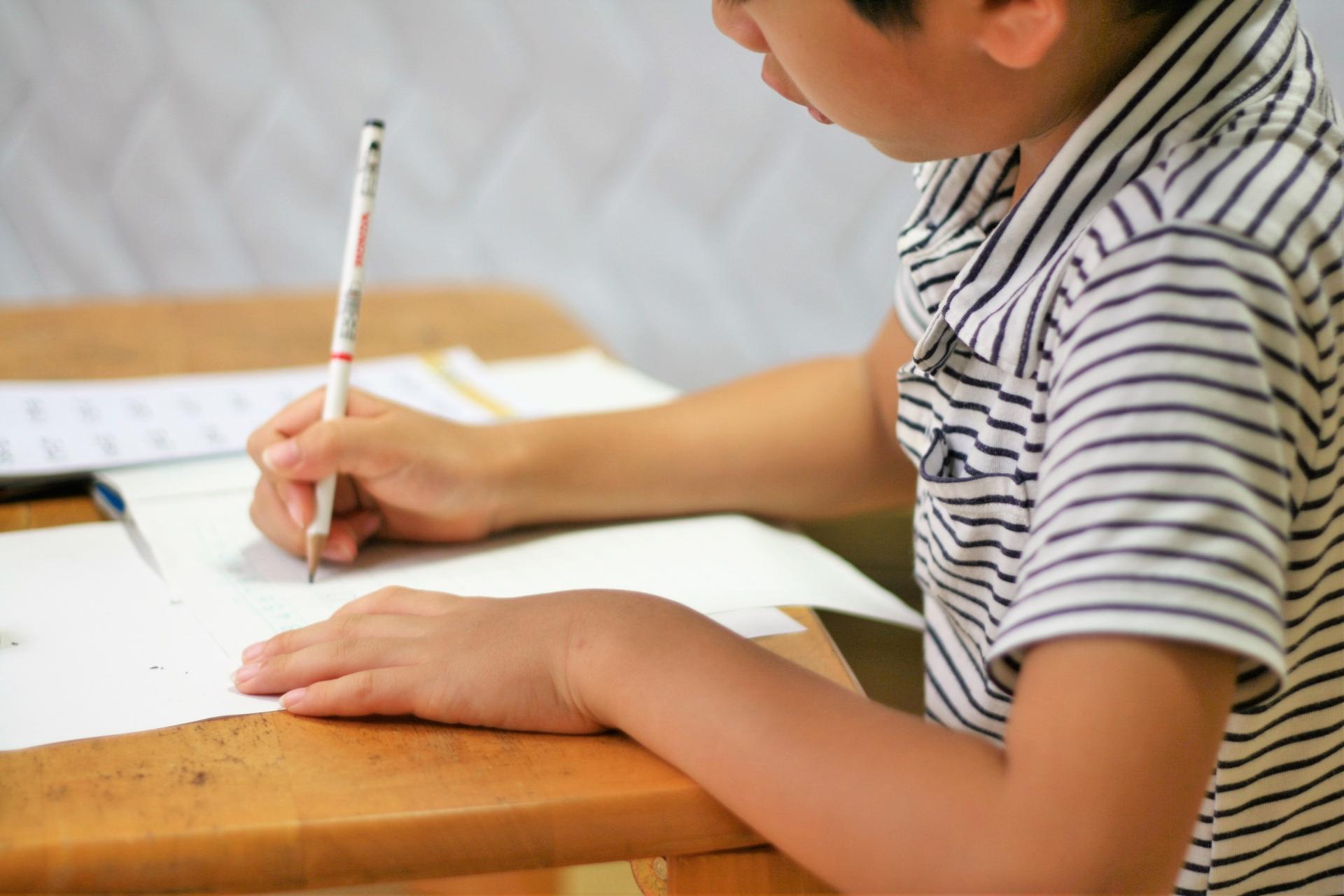 小学校6年生の1学期は、焦らず基礎固めを