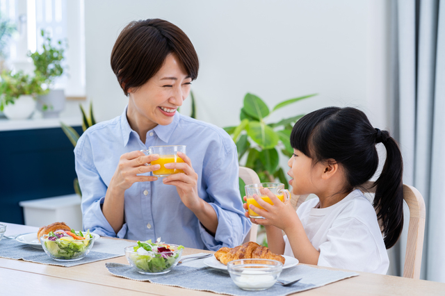 朝食の役割